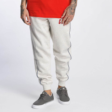 Grimey Wear Pantalone ginnico The Payback grigio