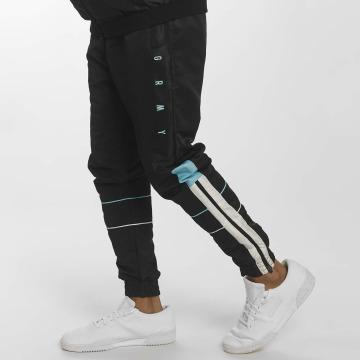 Grimey Wear Pantalone ginnico X Denom nero