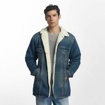 Grimey Wear Prechodné vetrovky Denim Jacket modrá