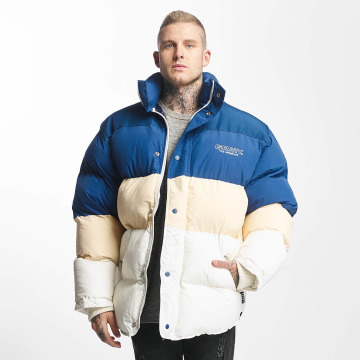 Grimey Wear Puffer Jacket Pamir Peaks Puffy blau