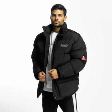 Grimey Wear Puffer Jacket Pamir Peaks schwarz