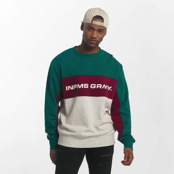 Grimey Wear Pullover Outerblow grün