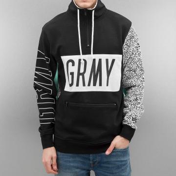 Grimey Wear Pullover Rock Creek schwarz