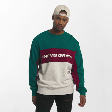Grimey Wear Pulóvre Outerblow zelená