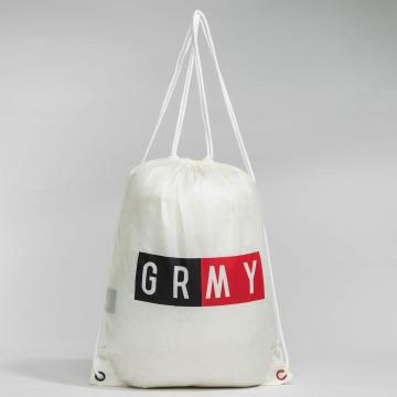 Grimey Wear Sacchetto Ash bianco