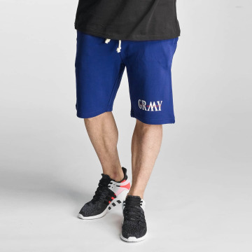 Grimey Wear Shorts Mist Blues blå