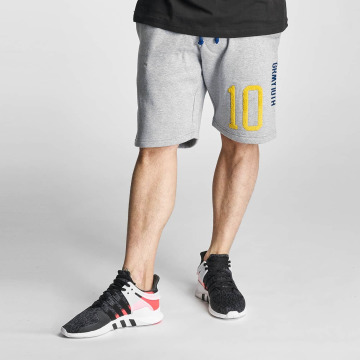 Grimey Wear Shorts X Years grå