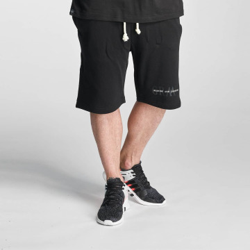 Grimey Wear Shorts Mist Blues schwarz