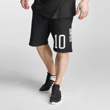 Grimey Wear shorts X Years zwart