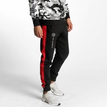 Grimey Wear Spodnie do joggingu G-Skills czarny