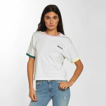 Grimey Wear T-shirt Jade Lotus bianco