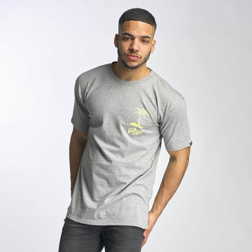 Grimey Wear T-Shirt Pina Colada gray