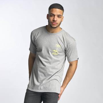 Grimey Wear T-Shirt Pina Colada grey