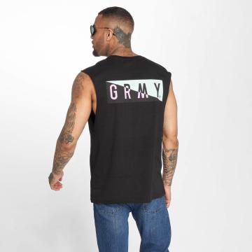 Grimey Wear Tank Tops S In The C черный