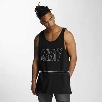 Grimey Wear Tank Tops Rock Creek Park schwarz
