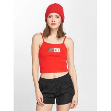 Grimey Wear Topssans manche Ashe rouge