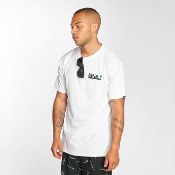 Grimey Wear Tričká S In The C biela