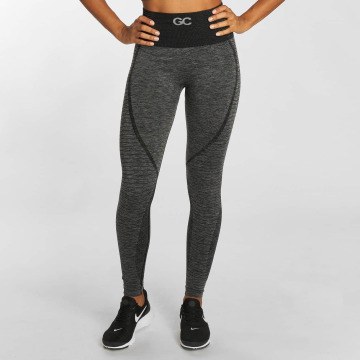 GymCodes Leggings Flex High-Waist grå