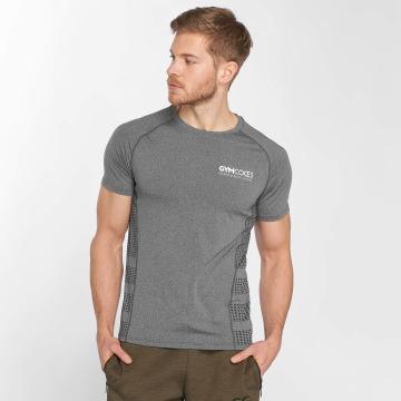 GymCodes T-Shirt Performance gray
