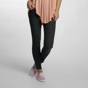 Hailys Облегающие джинсы Nadja серый