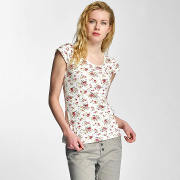 Hailys Camiseta Melanie blanco