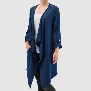 Hailys Coats Selena Pop blue