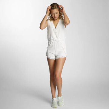 Hailys Combinaison & Combishort Joanne blanc