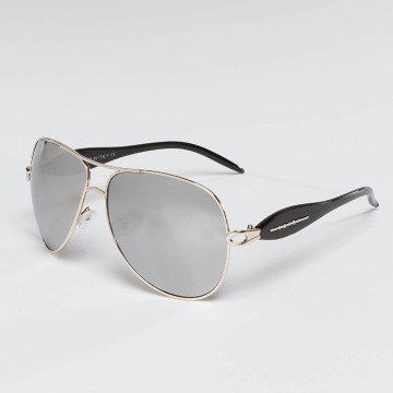 Hailys Okulary Ibiza Up zloty