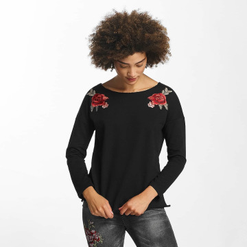 Hailys Pitkähihaiset paidat Rosy musta