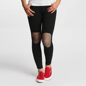 Hailys Skinny Jeans Netty čern