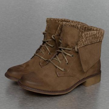 Hailys Støvlet Ariana brun