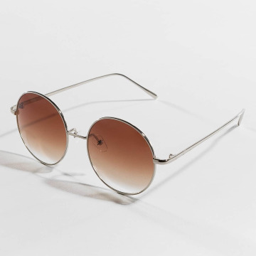 Hailys Sunglasses Luna silver colored
