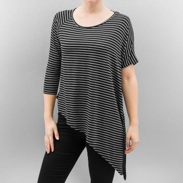 Hailys T-Shirt manches longues Jenna noir