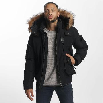 Hechbone Зимняя куртка Police синий