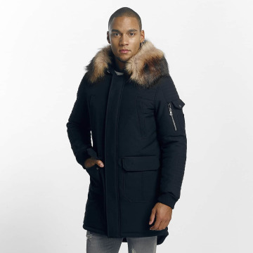 Hechbone Зимняя куртка Best синий