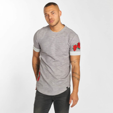 Hechbone T-shirt Roses grå