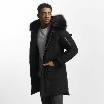 Hechbone winterjas Best zwart