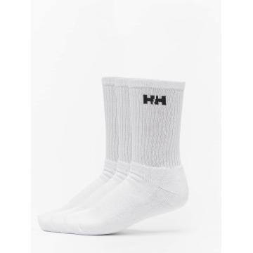 Helly Hansen Ponožky 3-Pack bílý