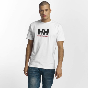 Helly Hansen T-shirt Logo bianco