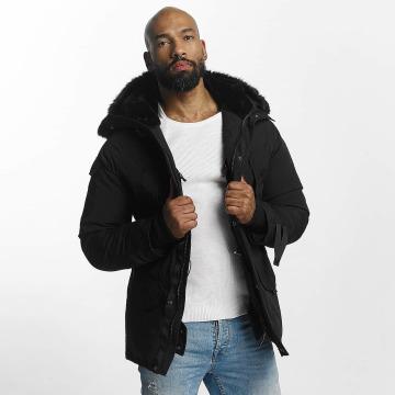 Helvetica Зимняя куртка Expedition Black Edition черный