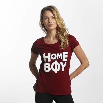 Homeboy Футболка Paris красный
