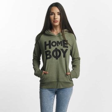 Homeboy Hoodie Rome olive