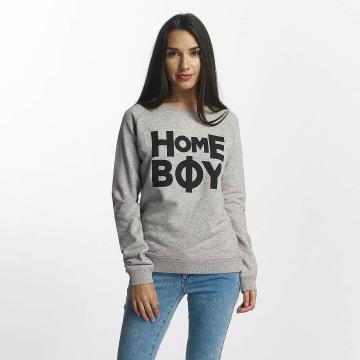 Homeboy Pullover Berlin grau