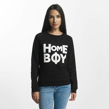 Homeboy Pullover Berlin schwarz