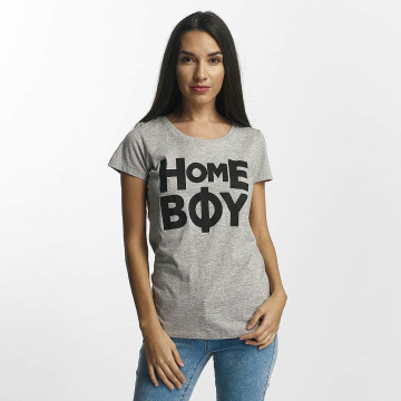 Homeboy T-shirt Paris grå