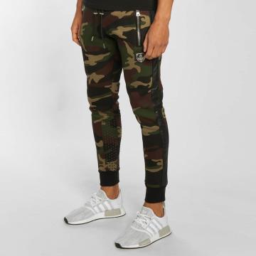 Horspist Jogging kalhoty Spencer kamufláž