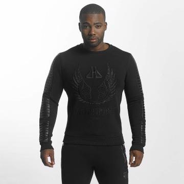 Horspist Pullover Rock Anjo black