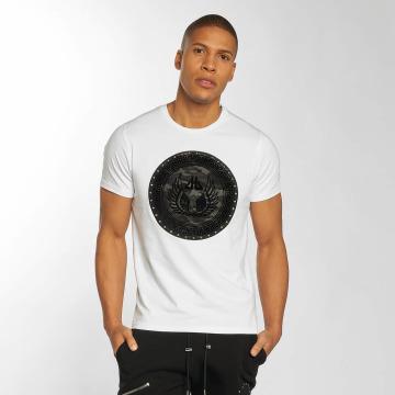 Horspist T-skjorter Raoul hvit