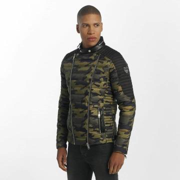 Horspist winterjas Steeve Omega camouflage