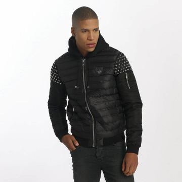 Horspist winterjas Powell Omega zwart